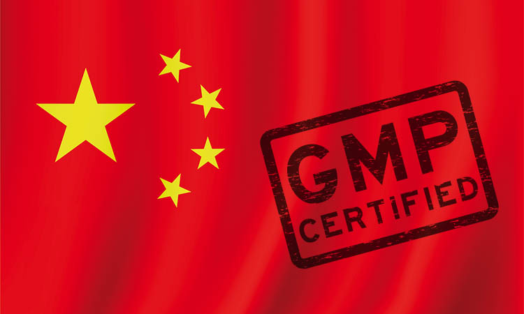 China - GMP Certified