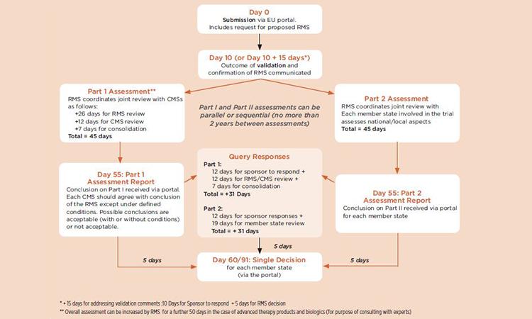 EU Clinical Trials Regulation: The Application Process