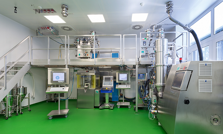 Novartis Continuous Manufacturing Facility in Basel Downstream Processing - ISPE Pharmaceutical Engineering