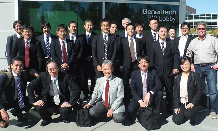 Genentech, Vacaville, California - ISPE Pharmaceutical Engineering