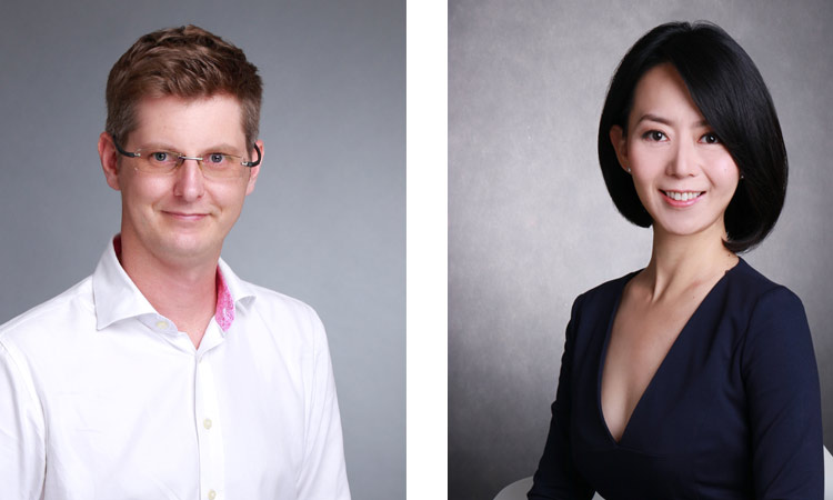 Pierre Winnepenninckx and Shanshan Liu