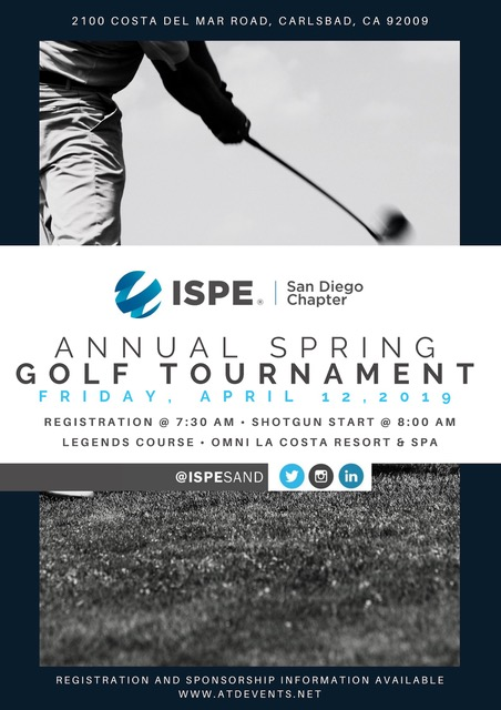 ISPE SD 4-12-19 Golf Graphic