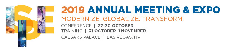 2019 ANNUAL MEETING & EXPO MODERNIZE. GLOBALIZE. TRANSFORM.