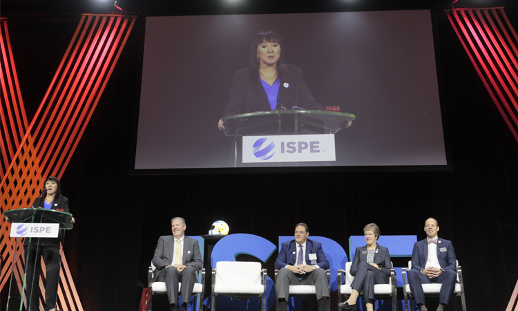 Frances Zipp, Chair, ISPE International Board of Directors