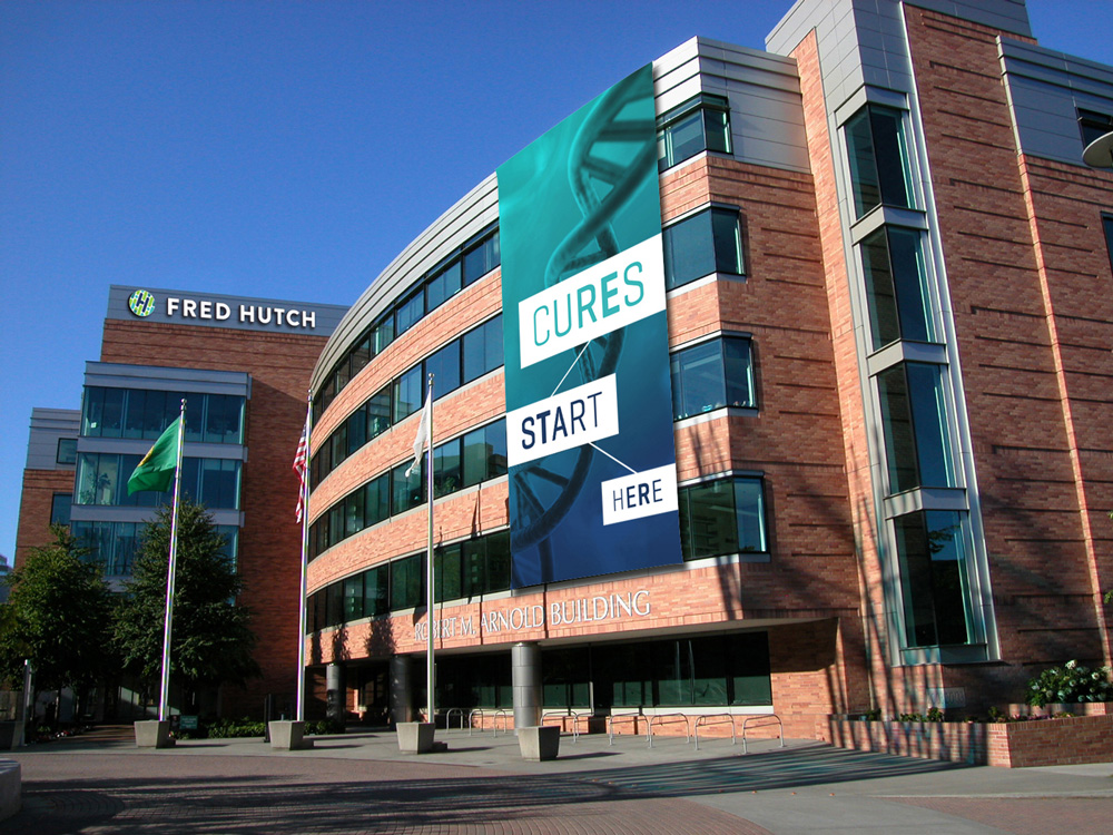 Fred Hutch building