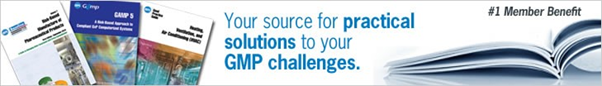 Your source for practical solutions to your GMP challenges