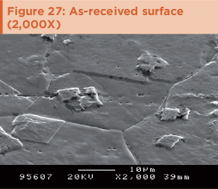 Sem of Surface figure 27