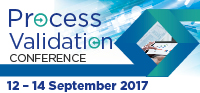 ISPE 2017 Process Validation Conference