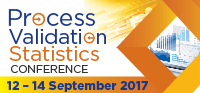 ISPE 2017 Process Validation Statistics Conference