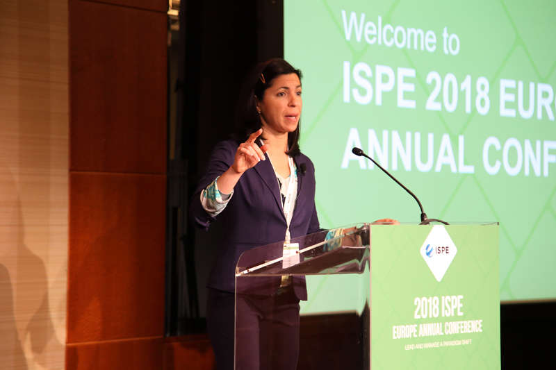2018 ISPE EU Annual Conference Speaker