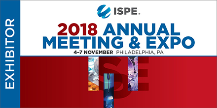 2018 ISPE Annual Meeting & Expo Graphic