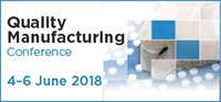 2018 ISPE Quality Manufacturing Conference
