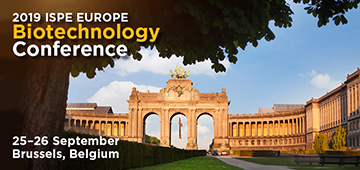 2019 ISPE Europe Biotechnology Conference