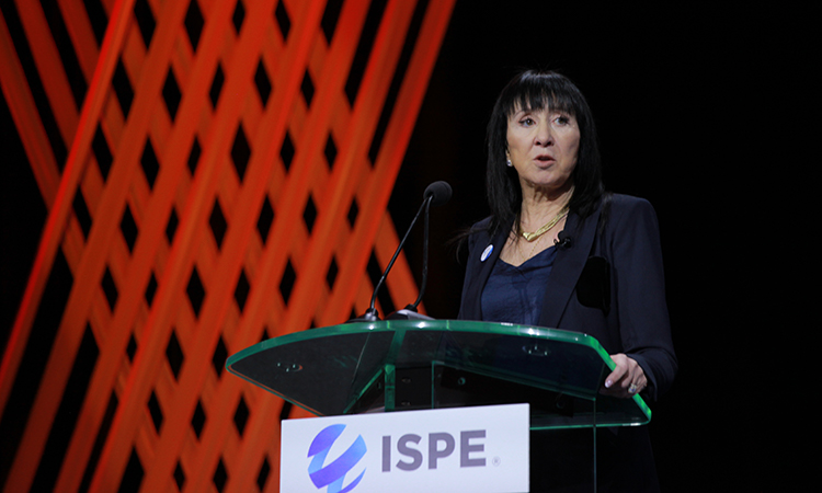 2019 ISPE Annual Meeting and Expo - Frances Zipp
