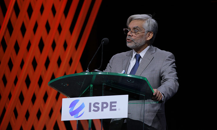 2019 ISPE Annual Meeting and Expo - John Bournas