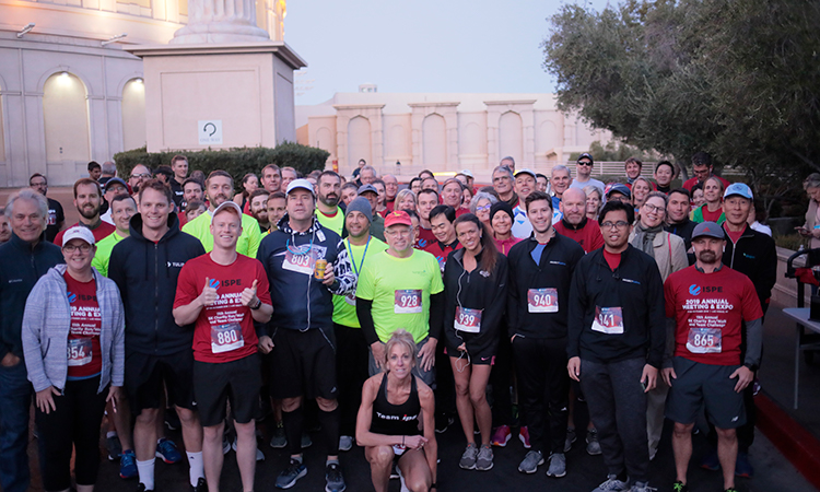 2019 ISPE Annual Meeting and Expo- 5k run
