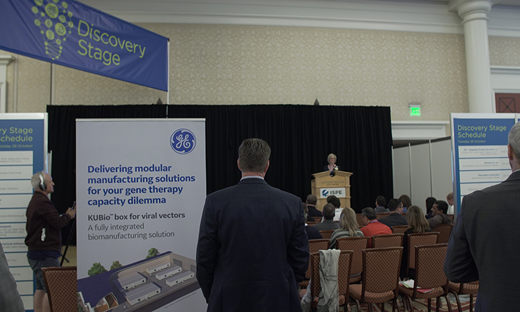 2019 ISPE Annual Meeting and Expo - Discovery stage