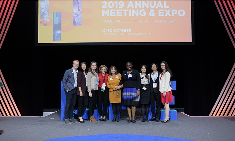2019 ISPE Annual Meeting and Expo- hackathon winners
