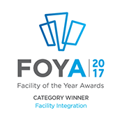 2017 FOYA Facilities Integration Logo