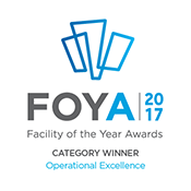 2017 FOYA Operational Excellence Logo