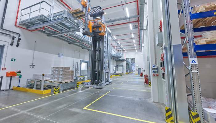 Vetter - Warehousing