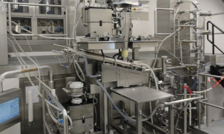 Jenssen-Feeding Blending platform upstream processes Wet Dry Granulation units