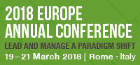 2018 Europe Annual Conference
