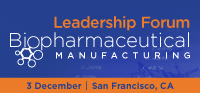 2017 ISPE Biopharmaceutical Leadership Forum