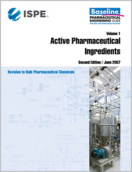 Good Manufacturing Practice Guide For Active Pharmaceutical Ingredients