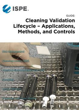 Guide: Cleaning Validation Lifecycle - Applications, Methods, & Controls
