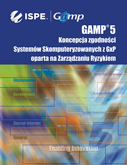 GAMP 5 Polish Cover