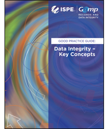 Gamp Rdi Good Practice Guide: Data Integrity - Key Concepts