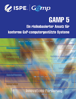 GAMP 5 German Cover