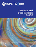 records and data integrity guide
