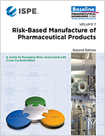 Risk-Based Manufacture of Pharmaceutical Products cover
