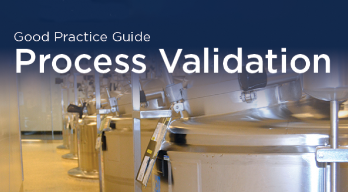 Process Validation Cover - ISPE Pharmaceutical Engineering