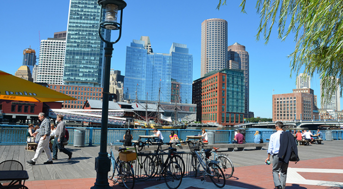 Boston Harborwalk - ISPE Pharmaceutical Engineering