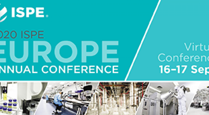 2020 ISPE Europe Annual Conference