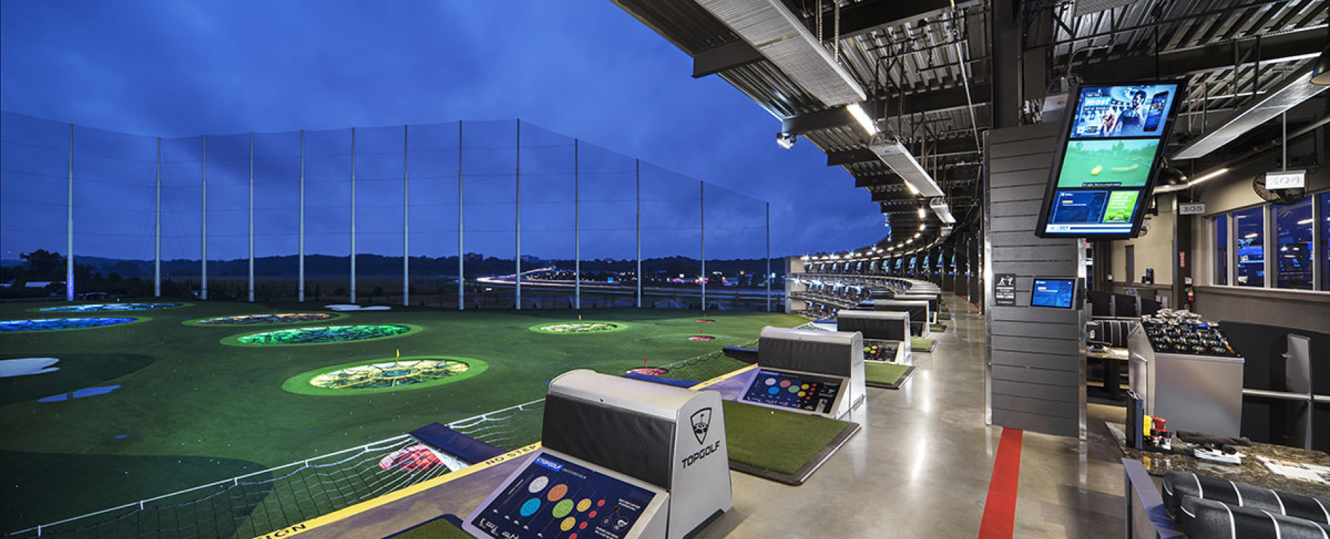 Top Golf St Louis