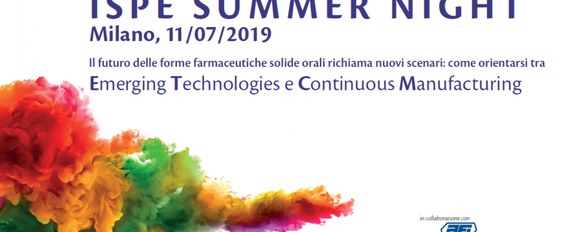 ISPE Summer Night 2019