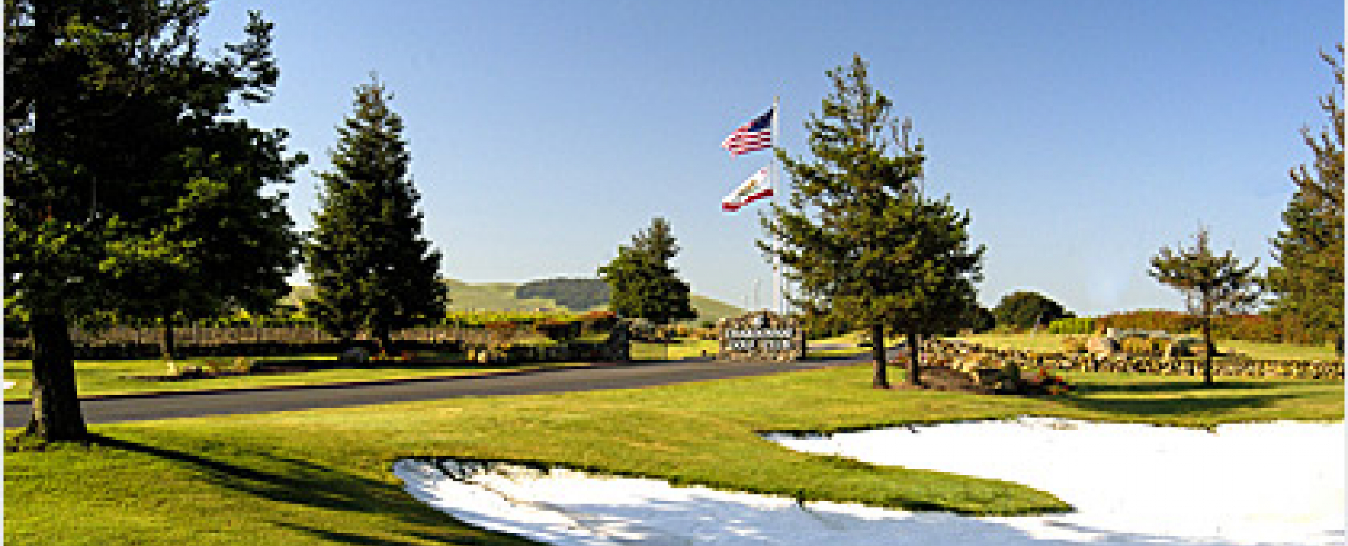 Chardonnay Golf Course Photo