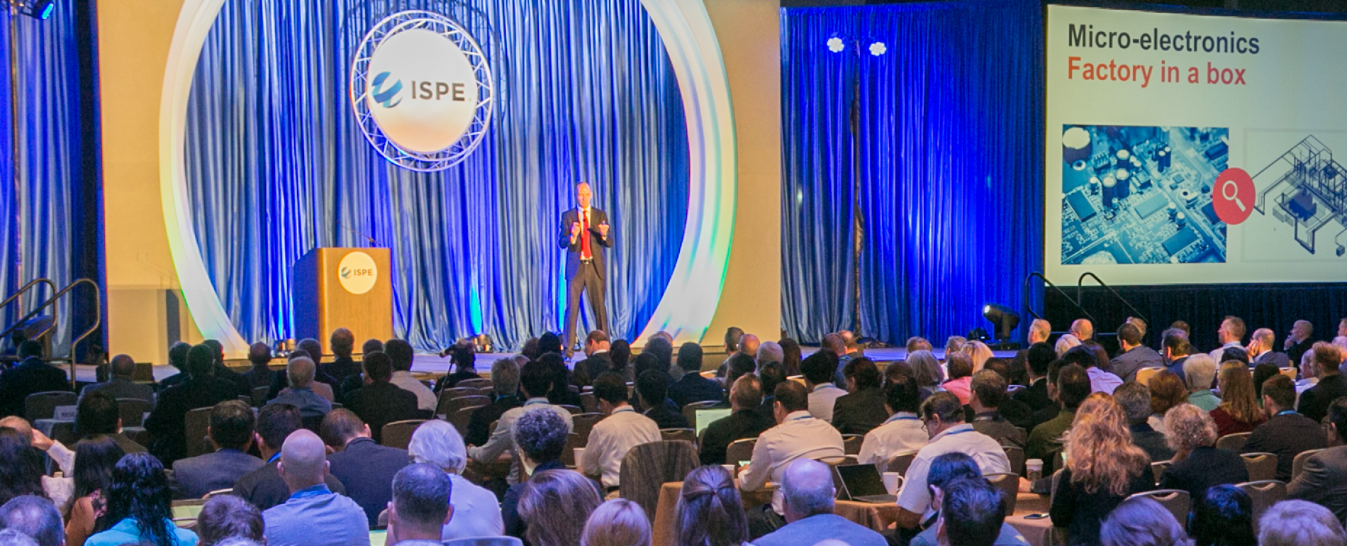 ISPE 2017 Annual Meeting Banner