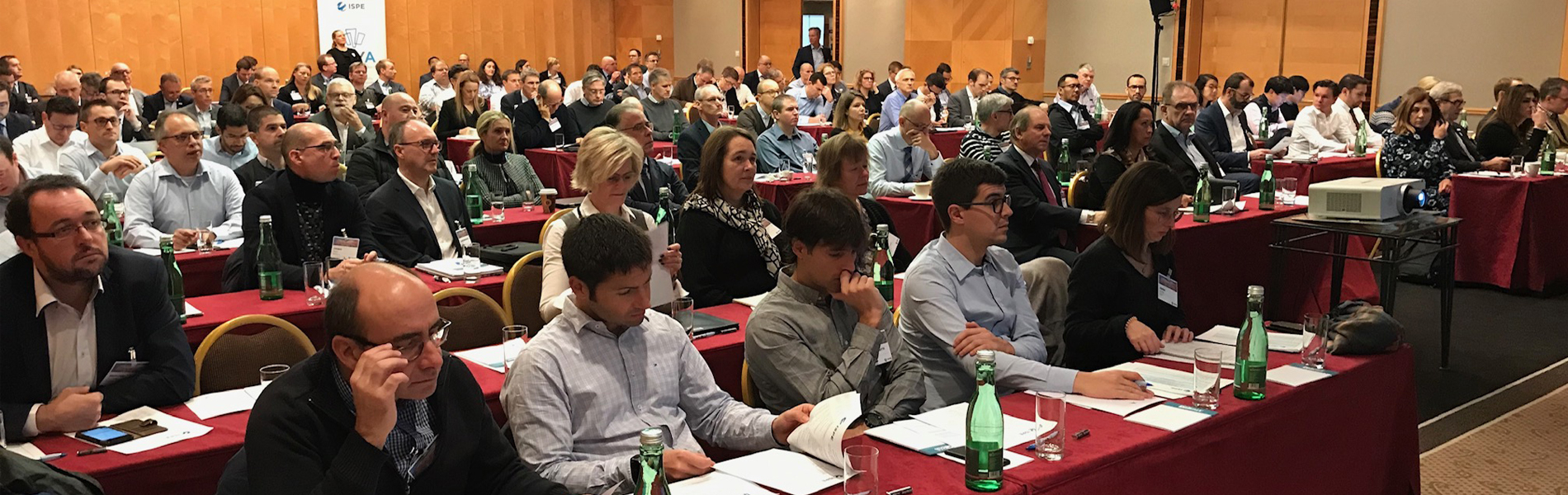 2018 ISPE Europe Aseptic Conference Session