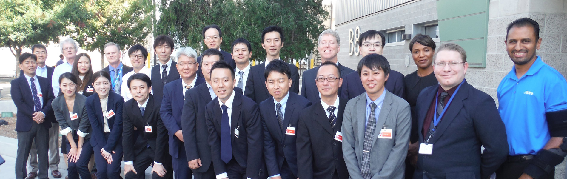 Japan Affiliate's US Plant Tour - ISPE Pharmaceutical Engineering