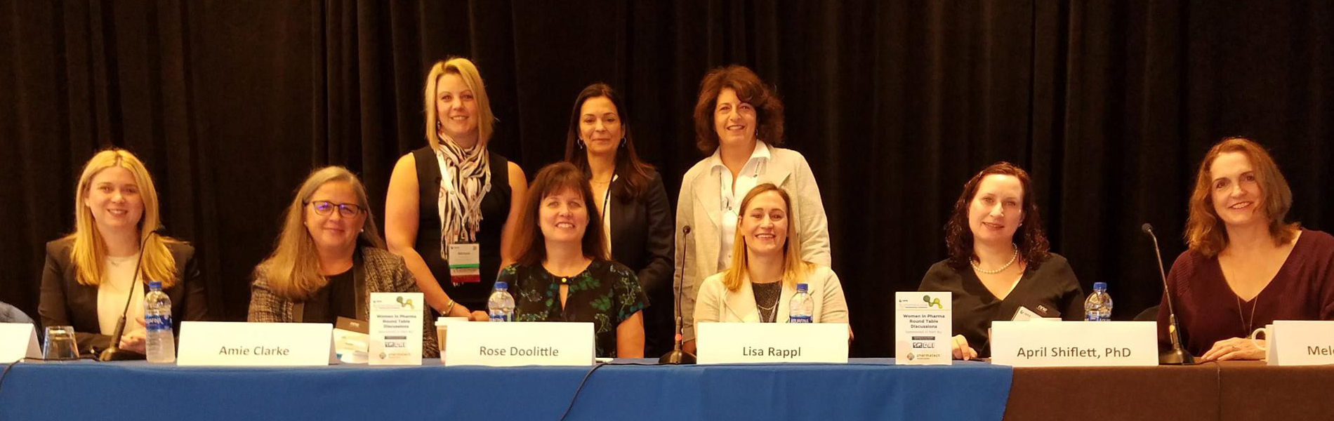 Women in Pharma Roundtable Session  - ISPE Pharmaceutical Engineering