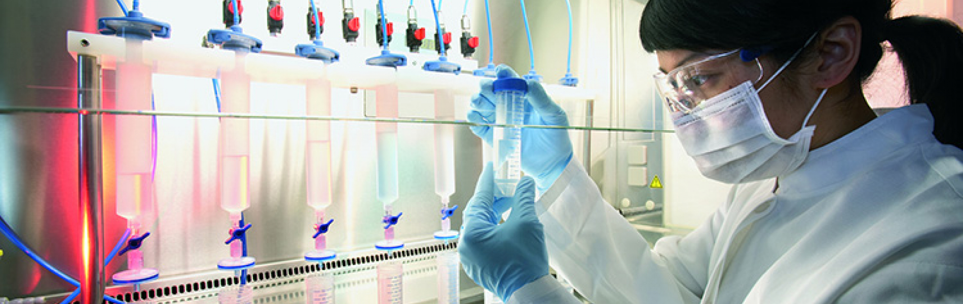 Biotechnology Manufacturing: The Future is Now