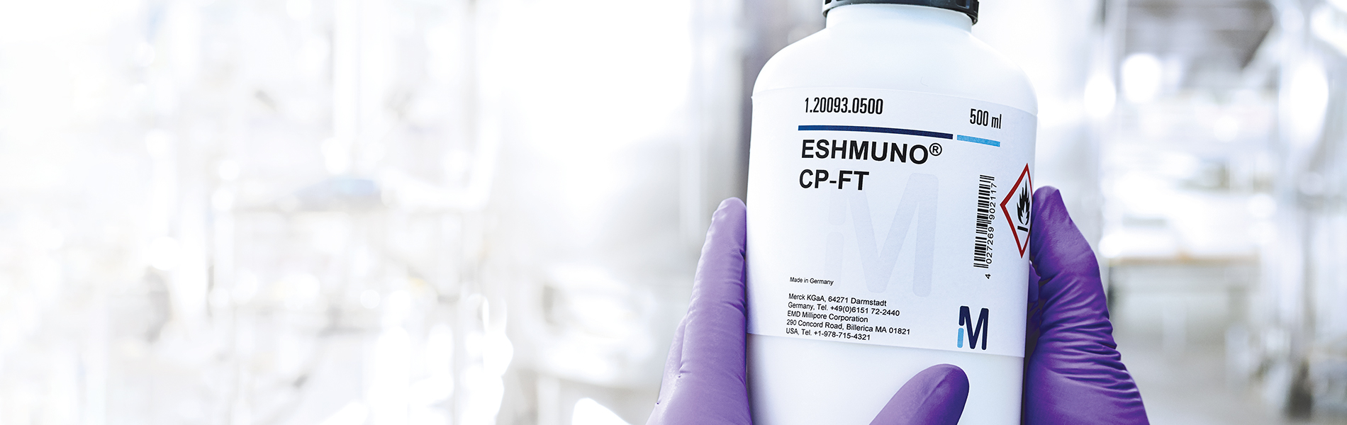 Flow-Through Removal of mAb Aggregates with Eshmuno® CP-FT Resin - ISPE Pharmaceutical Engineering