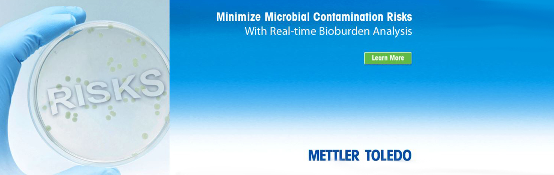 Microbial Contamination Risks & Preventing Them with Real-Time Analysis