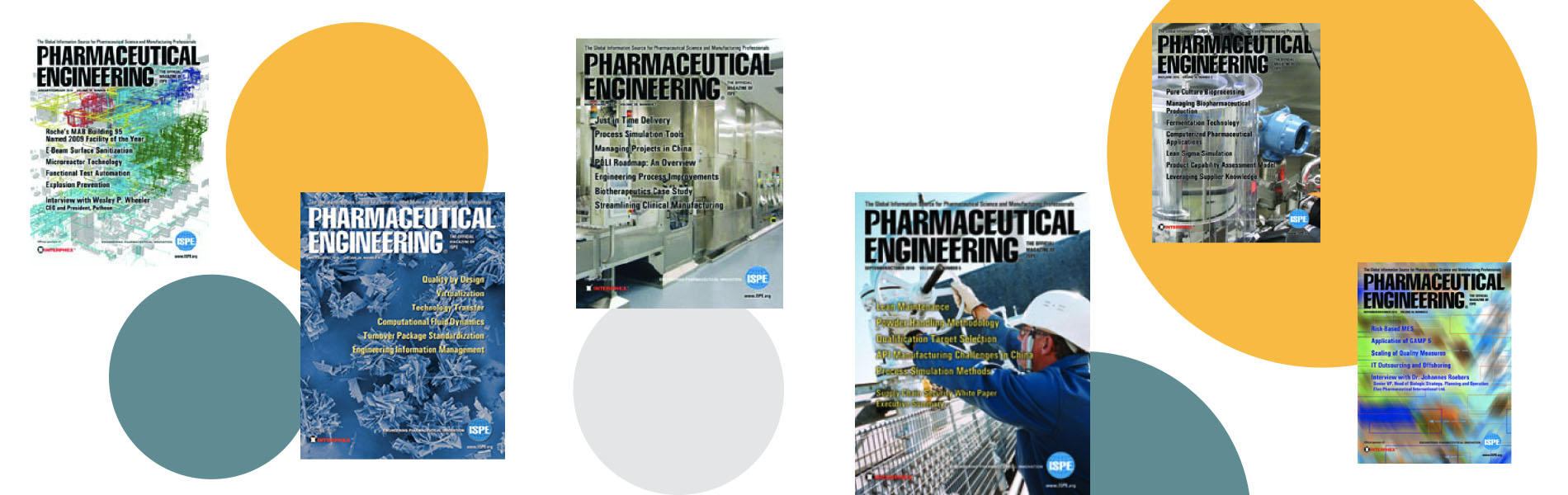 What Were You Reading 10 Years Ago in Pharmaceutical Engineering®?