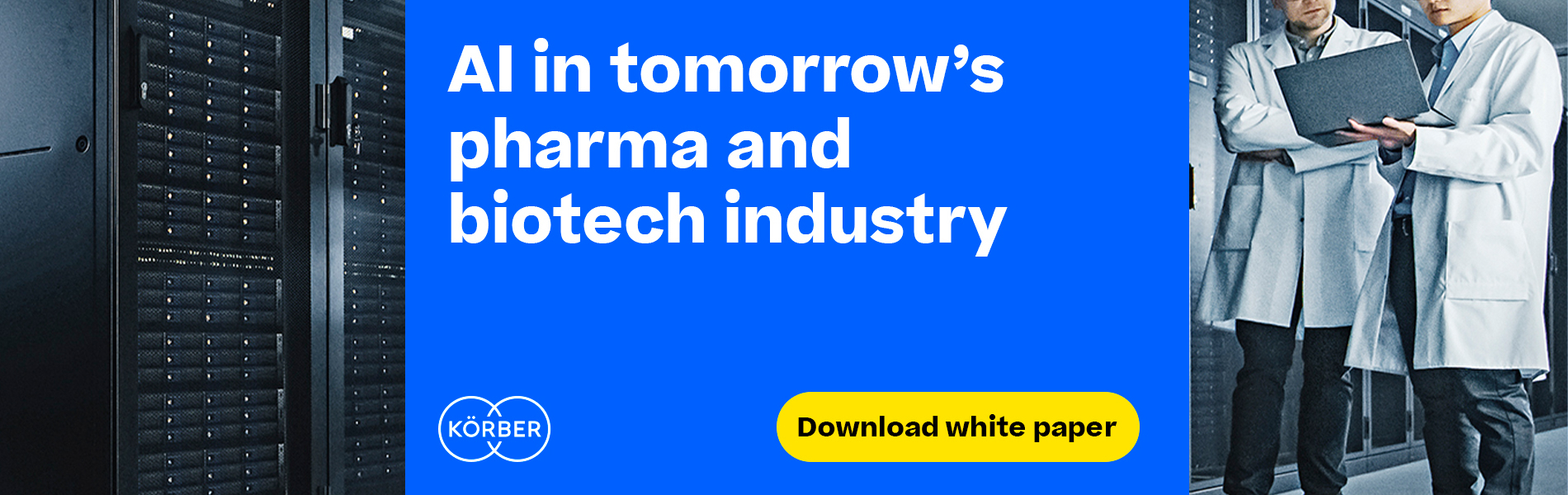 AI in Tomorrow's Pharma & Biotech Industry